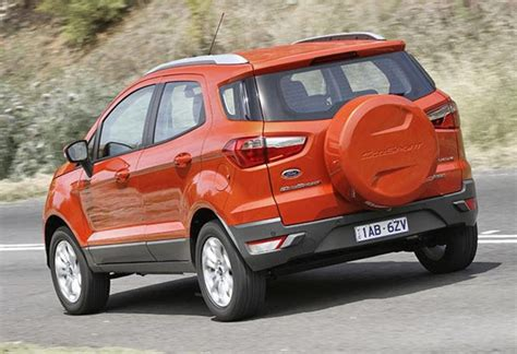 ford ecosport 2014 review carsguide