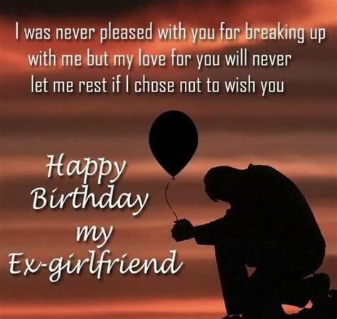 Happy birthday to my beautiful girlfriend! 30 Happy Birthday Ex Girlfriend Quotes | WishesGreeting