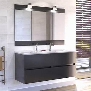Prix Meuble Salle De Bain : prix meuble salle de bain double vasque mobalpa salle de bain exemple de petite salle de bain ~ Teatrodelosmanantiales.com Idées de Décoration