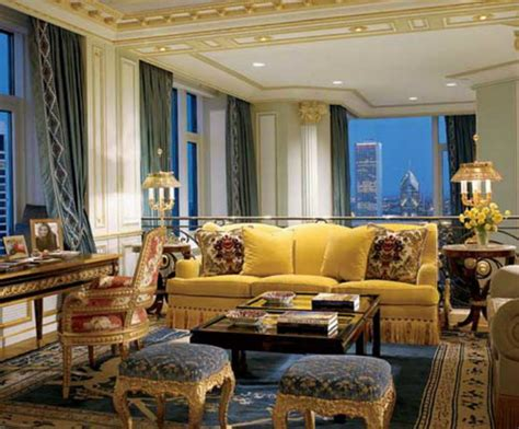 The Most Luxurious Living Rooms