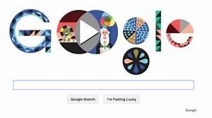 Google Doodle Venn Diagram Generator  For Creator John Venn U0026 39 S Birthday