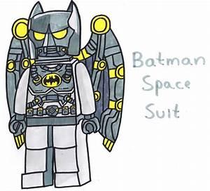 Lego Batman Space Suit by YouCanDrawIt on DeviantArt