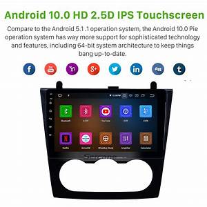 9 Inch Oem Hd Touchscreen Android 10 0 Gps Navi Radio For
