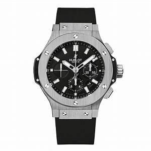 Montre Hublot Geneve : montre hublot pour homme big bang chronographe 44 mm montre hublot ~ Nature-et-papiers.com Idées de Décoration