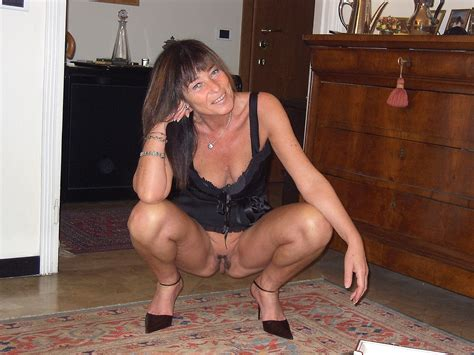 Mature Sex French Milf Pussy