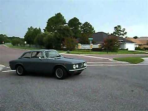 Alfa Romeo Manual Transmission by 1974 Alfa Romeo Gtv Coupe With 5 Speed Manual Transmission