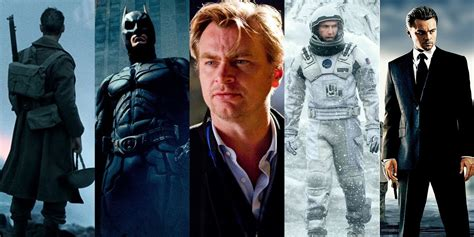 Every Christopher Nolan Movie, Ranked | Screen Rant
