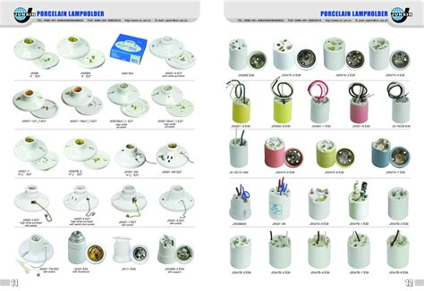 Porcelain Lamp Holder Lamp Socket E27 E26 E10 E14 B22 E39
