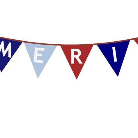 American Clipart American Flag Banner Clipart Clipart Panda Free