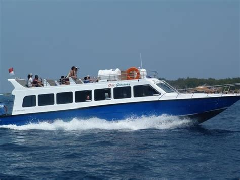 Fast Boat Gili Review by Gili Getaway Serangan All You Need To Know Before You