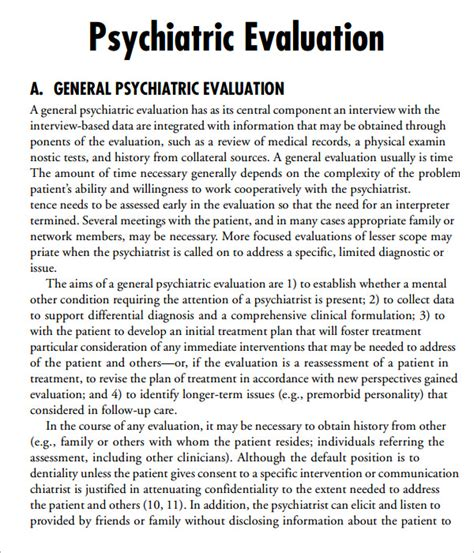 psychiatric template psychological profile exle colomb christopherbathum co