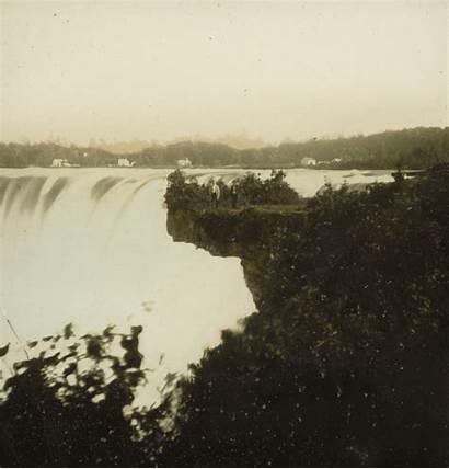 Rock Table Falls Niagara Ontario Horseshoe Canada