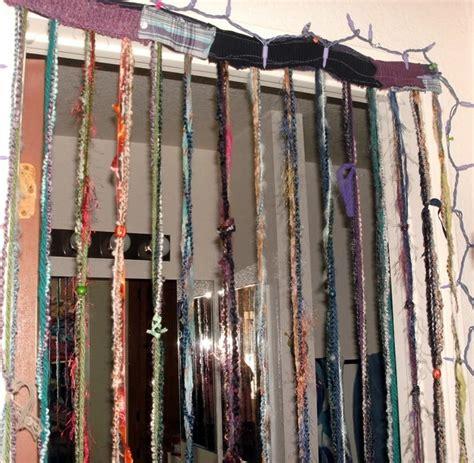 hippie gypsy hanging beaded curtain room divider door