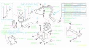 Subaru Legacy Hose Assembly