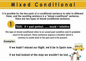 Mixed, Conditional