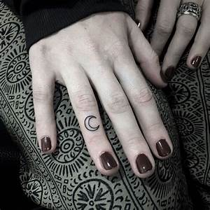 50 Eye-Catching Finger Tattoos That Women Just Can't Say ...