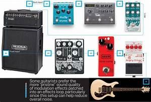 Guitar Pedal Order Effects Loop