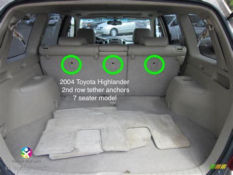 car seat ladytoyota highlander  car seat lady