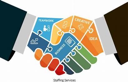 Staffing Services Recruitment Needs Organization Clients Sure