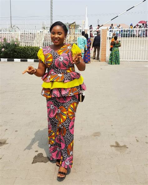 Latest Ankara Styles 2019 For Ladies Pick Up Your New