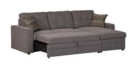small sectional sleeper sofa coaster company gus grey small sleeper sectional sofa