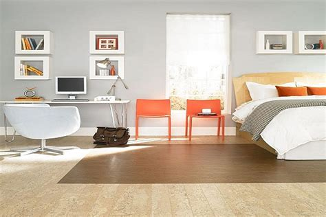 cork flooring bedroom how to repair cork parquet flooring for bedroom how to get the durable flooring to your home