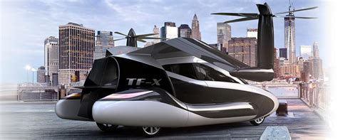 future of transportation autonomous flying cars supply chain 24 7