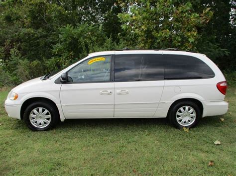 2006 Chrysler Town And Country Parts by 2006 Chrysler Town And Country Touring 4dr Extended Mini