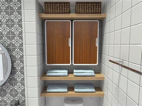 Diy Bathroom Storage Ideas  Roomsketcher Blog