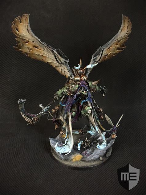 coolminiornot mortarion daemon primarch  death guard
