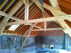 Ferme De Charpente : charpente toiture constant ~ Melissatoandfro.com Idées de Décoration