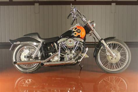 1980 Harley-davidson Fxwg 80ci Wide Glide Frame No