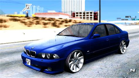 Bmw M5 Modification gta san andreas bmw m5 e39 mods modification