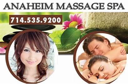 Massage Spa Anaheim Ad