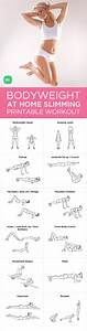 16 Best Images About Free Printable Workouts On Pinterest