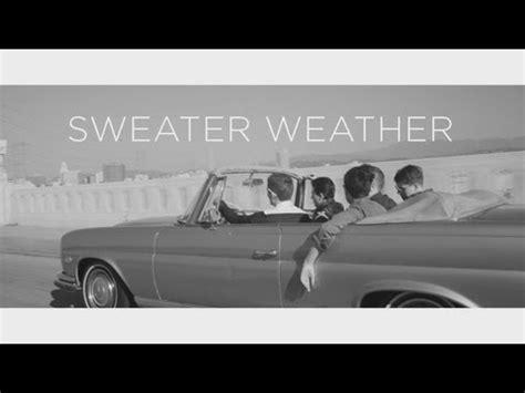 sweater weather the neighbourhood sweater weather 2013 imvdb