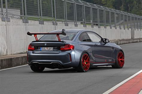 Tuned Luxury Cars by Lightweight Performance Bmw M2 Csr Has A 590hp S55 Engine