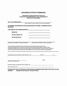 4687160.png - letter of permission to travel   Real State ...