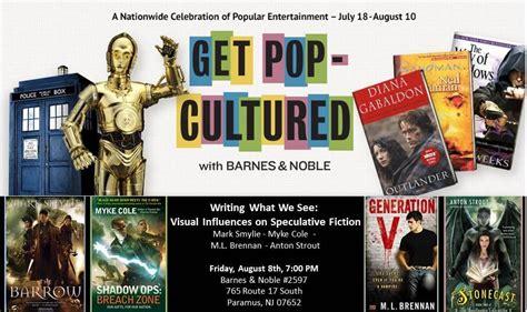 barnes and noble paramus get pop cultured at barnes and noble paramus nj august