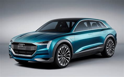 2015 Audi Etron Quattro Concept