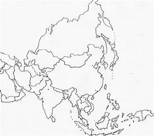 blank asia political map Quotes