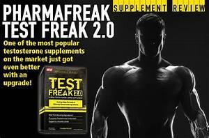 Pharmafreak Test Freak 2 0 Supplement Review