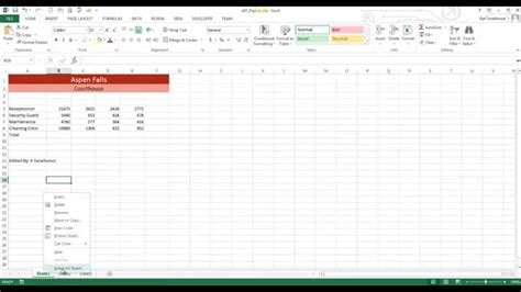 group sheets  excel  youtube