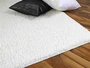 Hochflor Teppich Weiß : teppich hochflor shaggy premio weiss teppiche hochflor ~ Lateststills.com Haus und Dekorationen