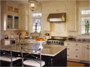 White Cabinets With Brown Trim cream cabinets with white trim roomology