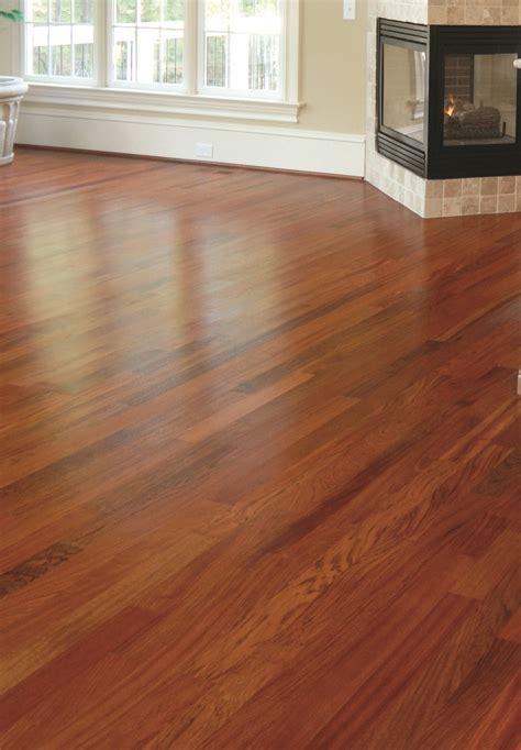 Brazilian Cherry Engineered Hardwood Flooring  Fill