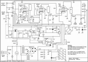 Marshall Amp Schematic Diagram
