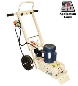 Gas Powered Floor Scraper by Restoration And Floor Equipment Rentals In Plano