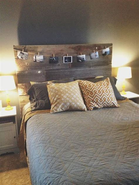 Backboard For Bed by Terry S Go Turning Barn Wood Into A Headboard