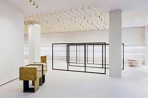 Design Store Berlin : jil sander berlin store by andrea tognon architecture ~ Markanthonyermac.com Haus und Dekorationen